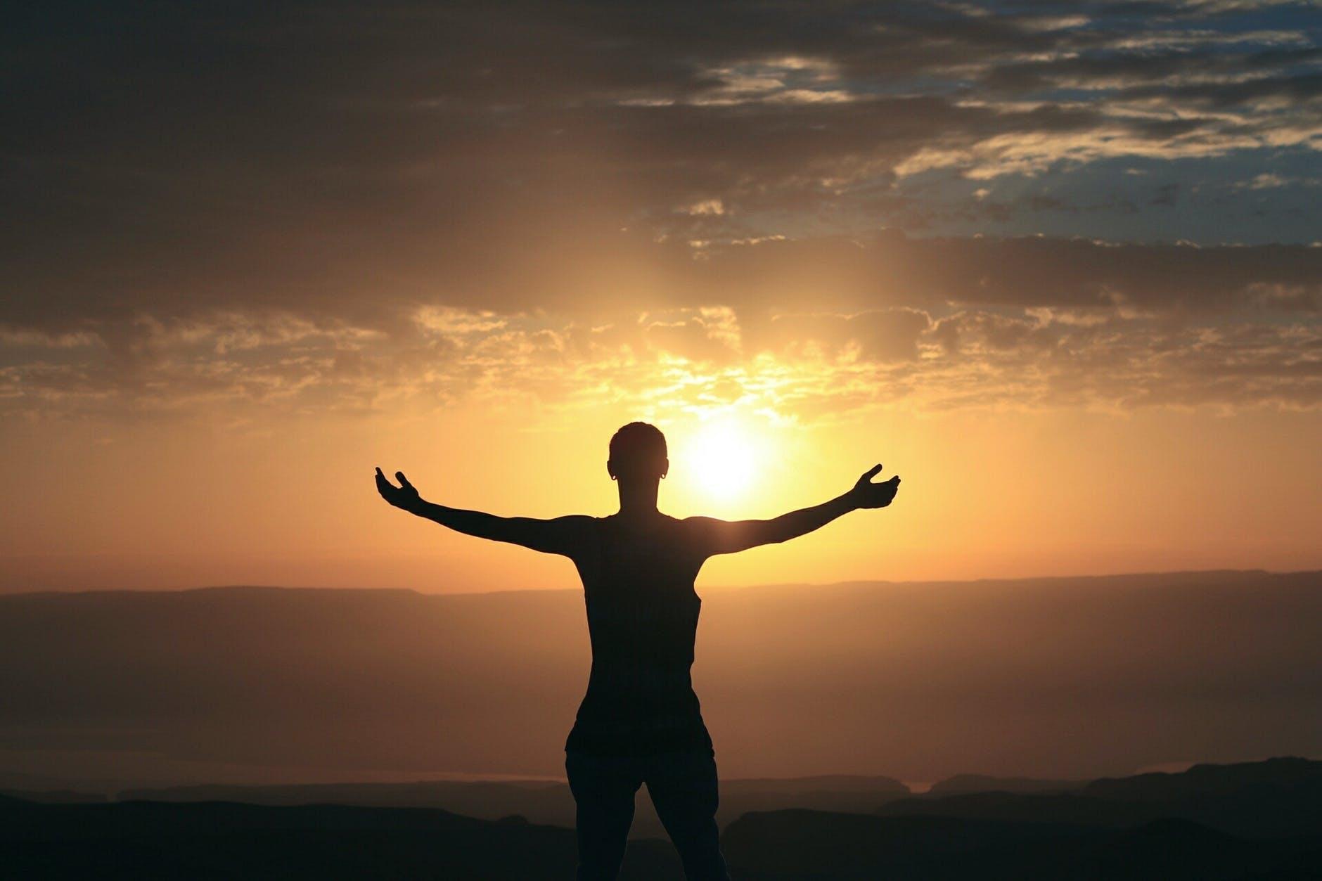 瞑想で見える直感と第6感の違い